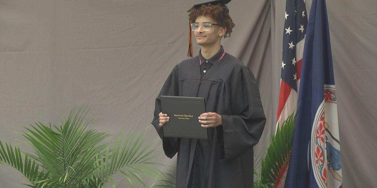 Charlottesville High School hosts 2020 graduation