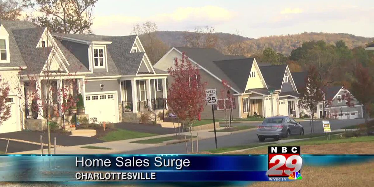 Home sales in Virginia surged in September, prices expected to rise