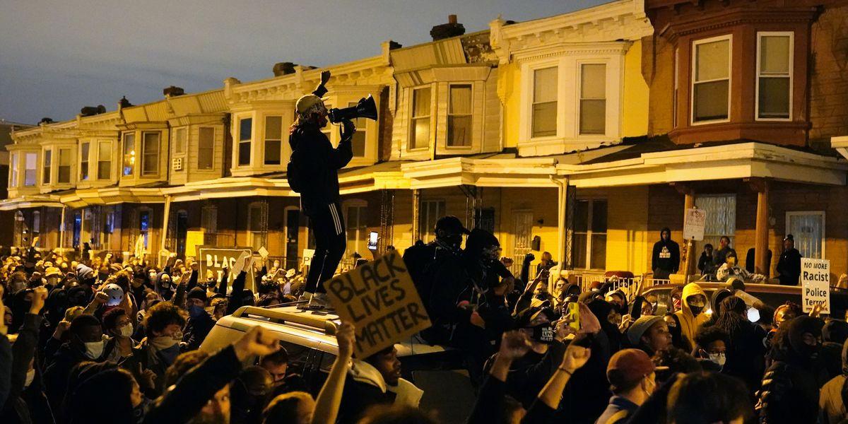 GRAPHIC: Philadelphia pledges better response after Black man's death