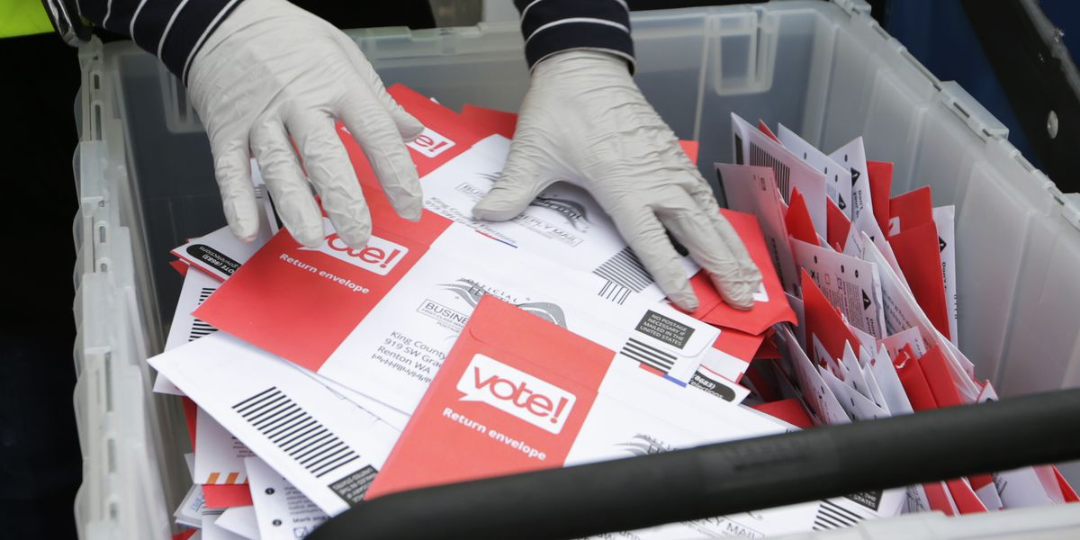 Trump, Dems clash on boosting mail-in voting during pandemic
