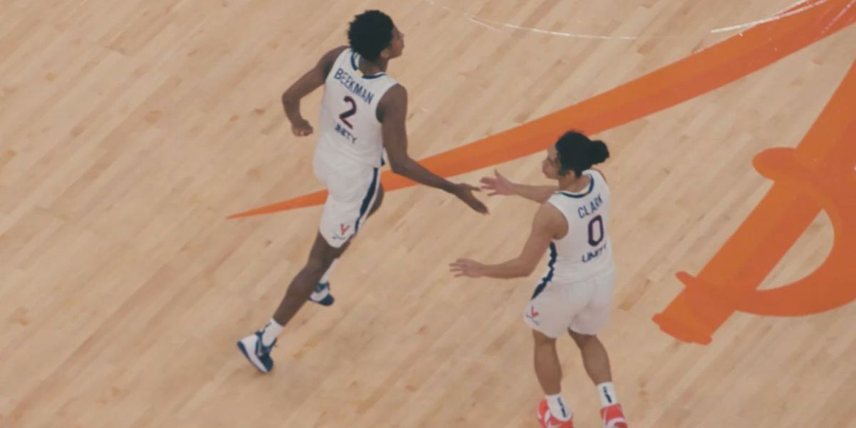 Two-headed attack at point guard leading UVA men's basketball