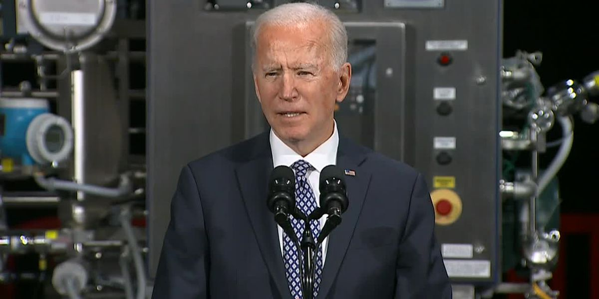 Biden defends progress on COVID as weather delays 6M shots