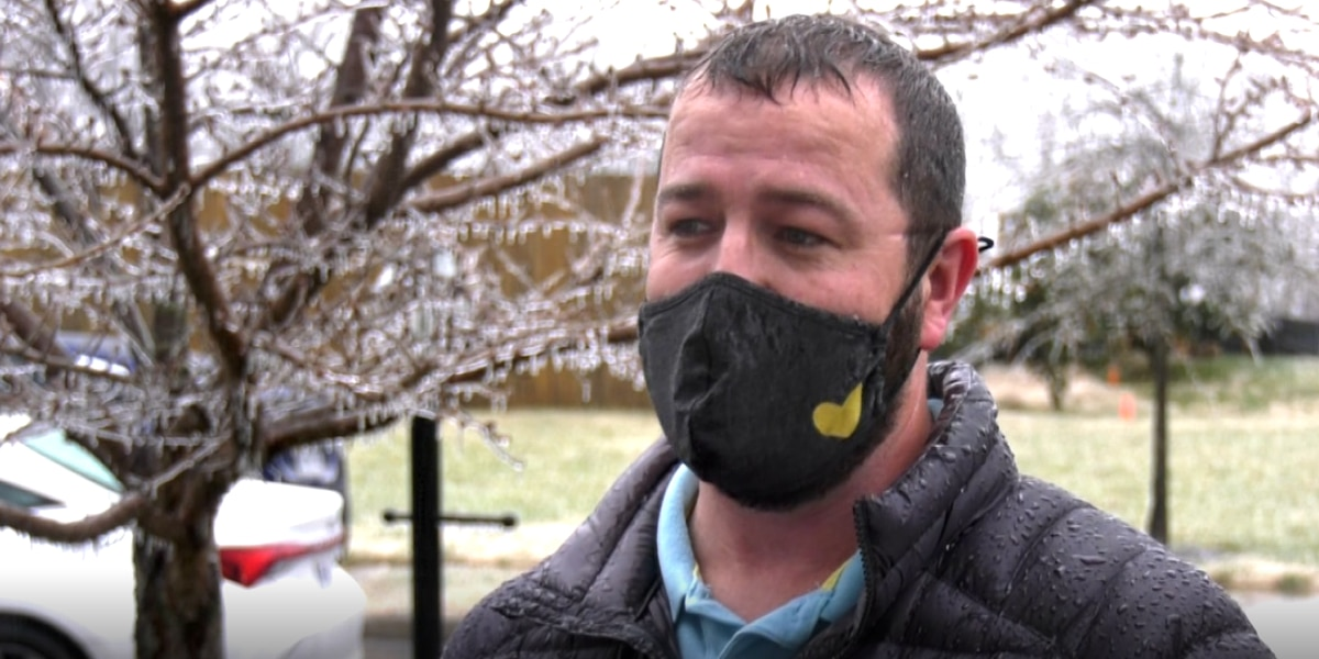 Parents in Albemarle county react to winter weather, school closings