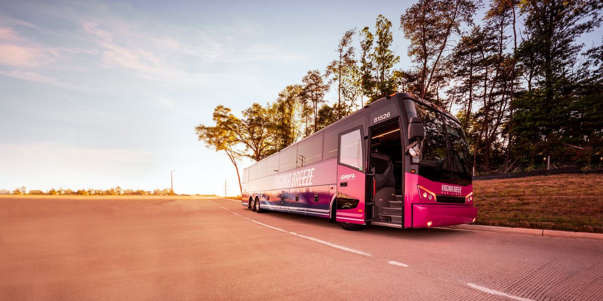 Virginia Department of Rail and Public Transportation announces two new bus routes
