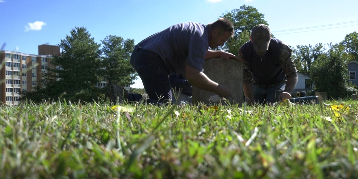 Daughters of Zion cemetery gets repairs following grave vandalism