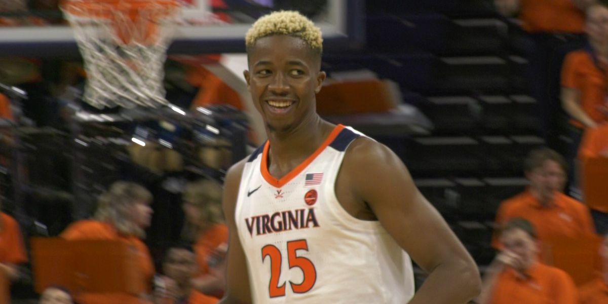 No. 9 Virginia Returns from exam break to beat Stony Brook 56-44