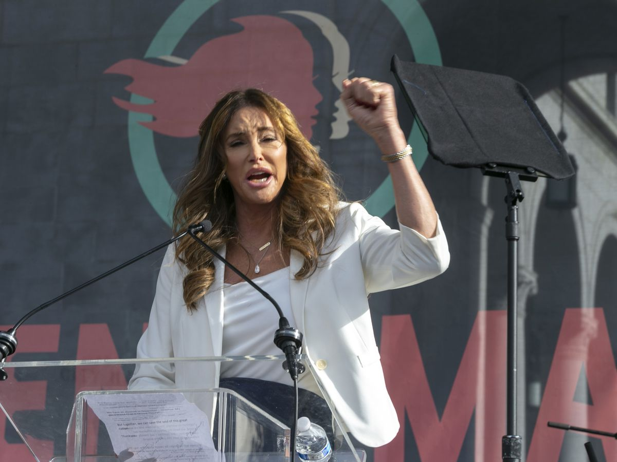 Caitlyn Jenner adds celebrity, questions to California governor race
