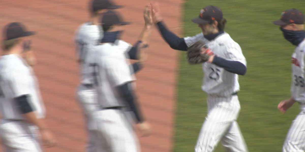 Virginia baseball falls 12-4 in Game Two against No. 25 Notre Dame