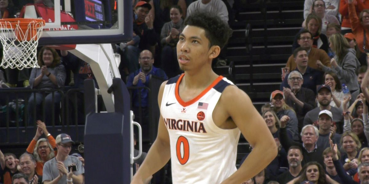 No. 16 UVa men's basketball defeats Navy 65-56 behind Kihei Clark double-double