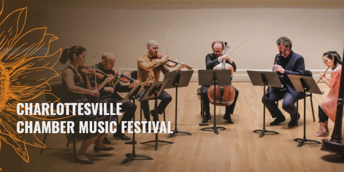 Charlottesville Chamber Music Festival hosts mini-festival for Giving Tuesday