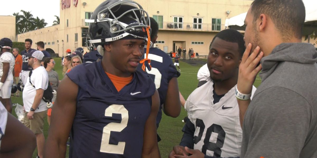 UVa Football looking to send seniors out on top at Orange Bowl