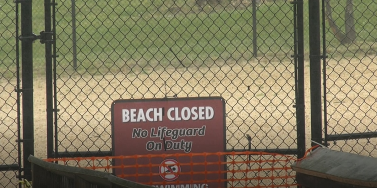 Albemarle County beaches remain closed throughout the summer due to staffing issues
