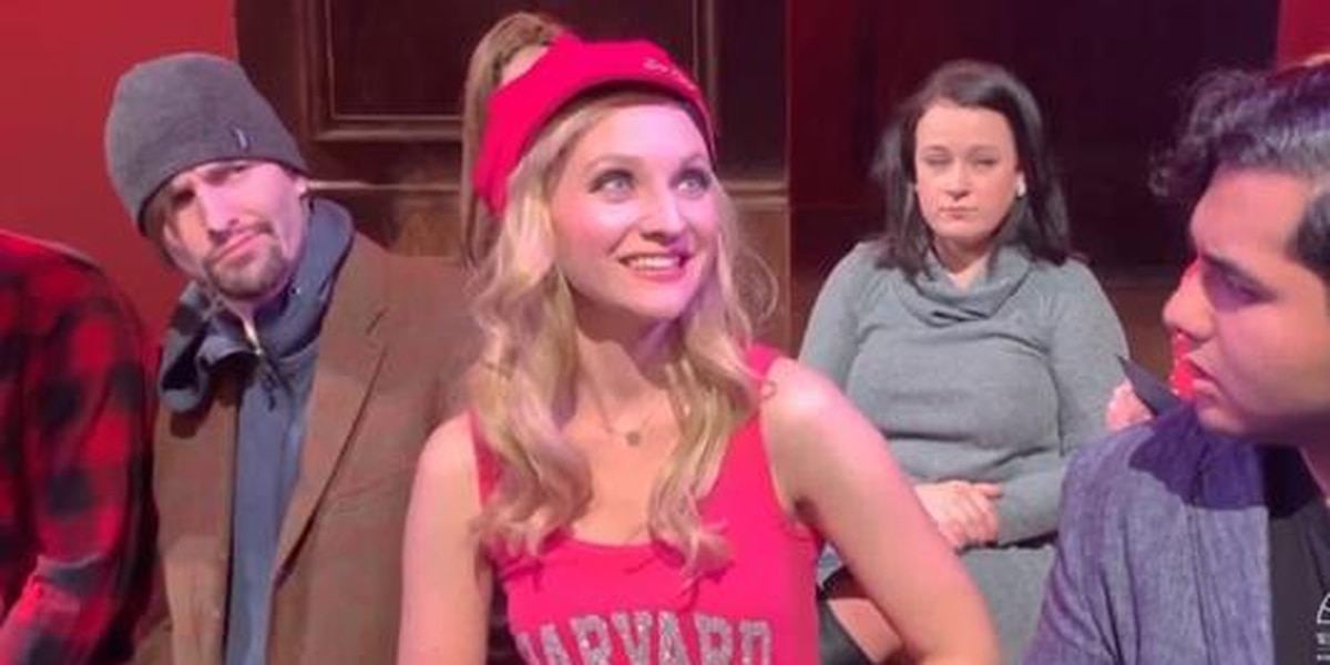 """""""Legally Blonde"""" set to open at Wayne Theatre"""