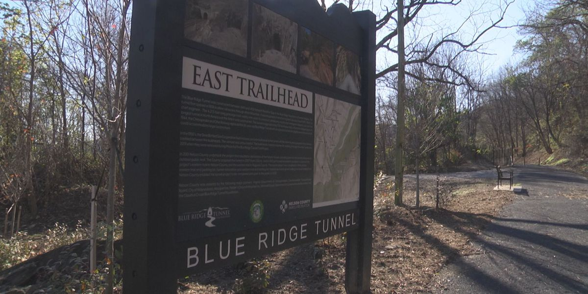Blue Ridge Tunnel Trail soon to open to the public