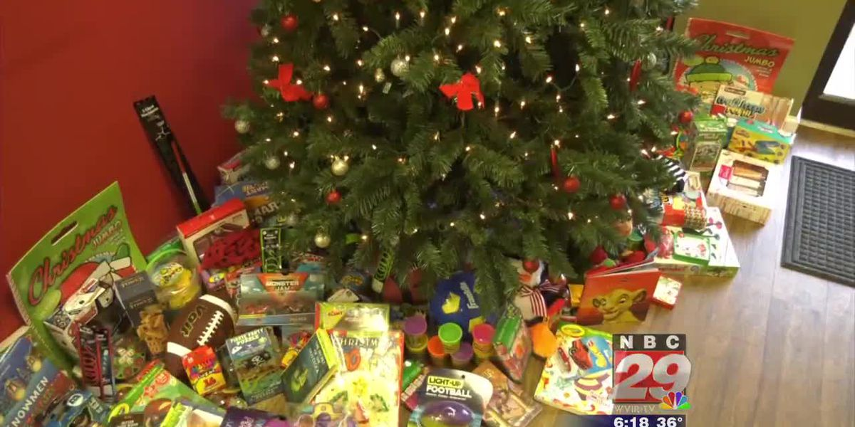 Hunter Wyant- State Farm Insurance partners with CPD for annual toy drive