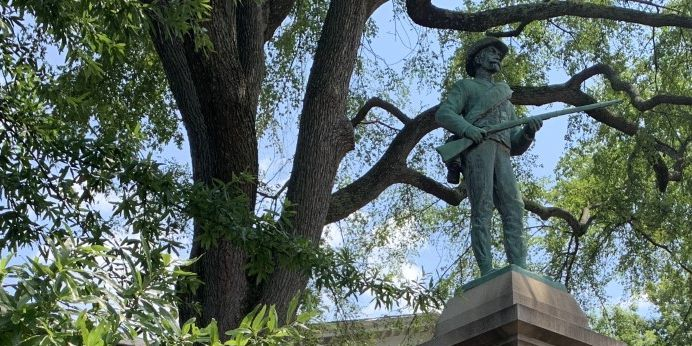 """Albemarle County to remove """"At Ready"""" Confederate statue on Sept. 12"""