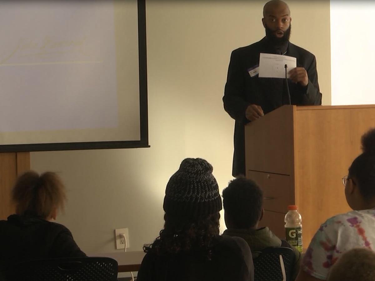 Charlottesville organization hosts youth empowerment worksession