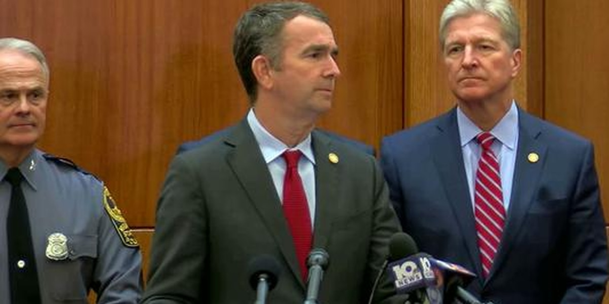 Governor Northam declares state of emergency in advance of Capitol Square demonstration