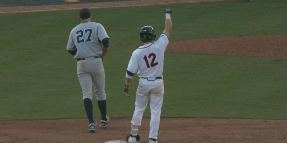 UVa Baseball crushes Richmond 16-7 at Disharoon Park
