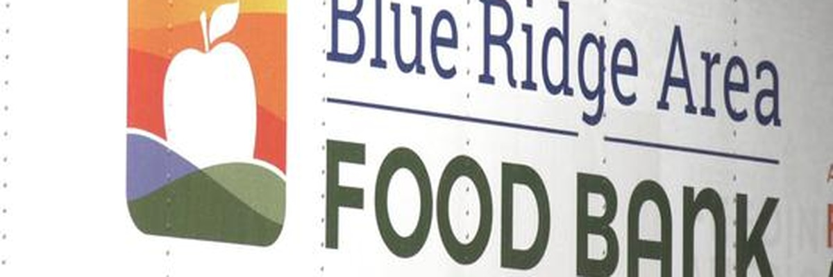 Students donate 115 pounds of food to Blue Ridge Area Food Bank