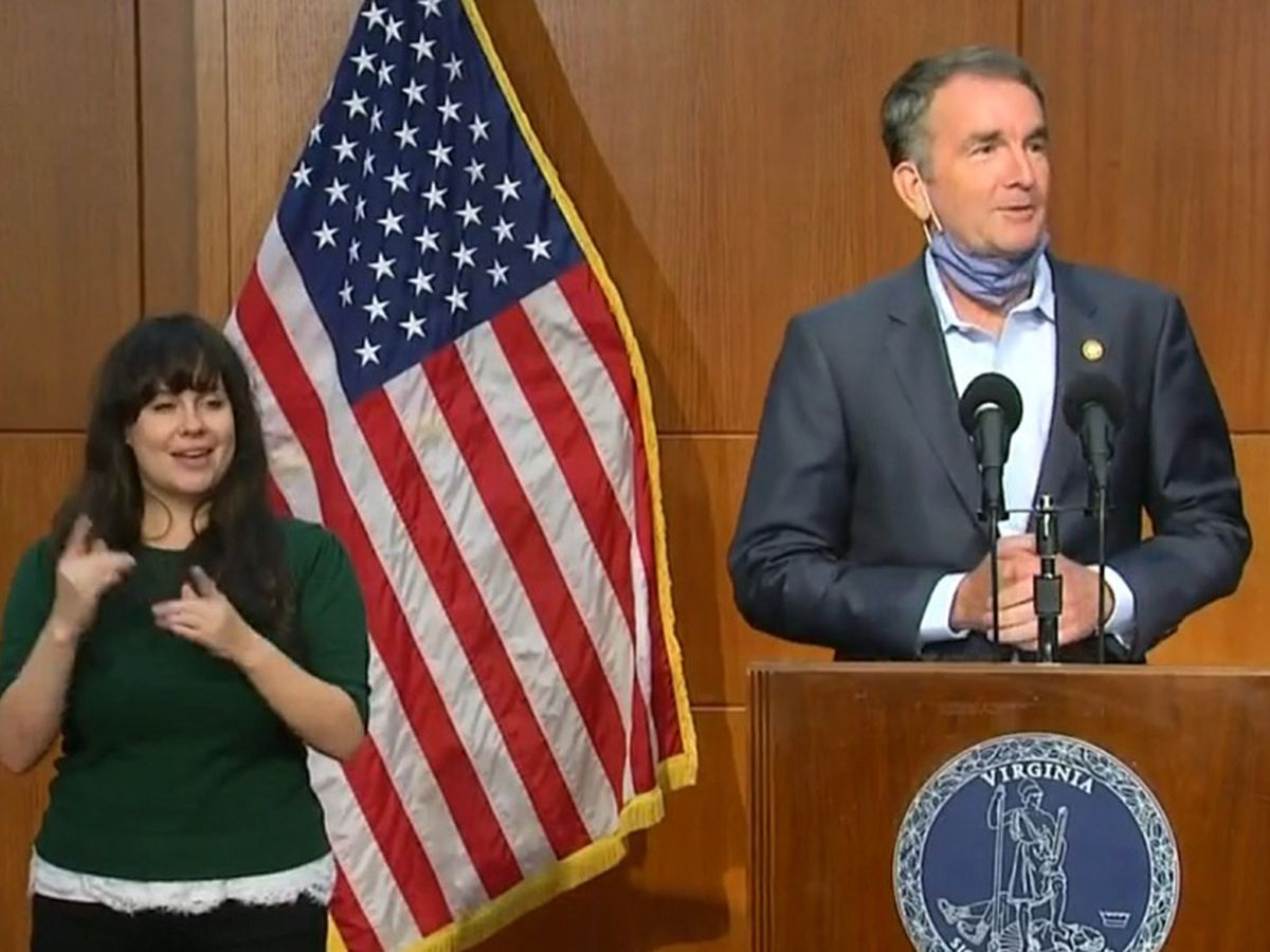Northam requests extension on utility shutoff moratorium