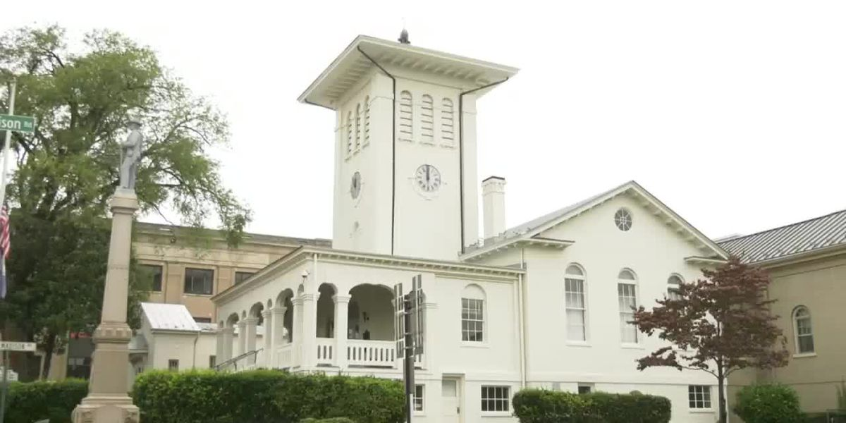 Historic Orange County Courthouse being readied to go back in service
