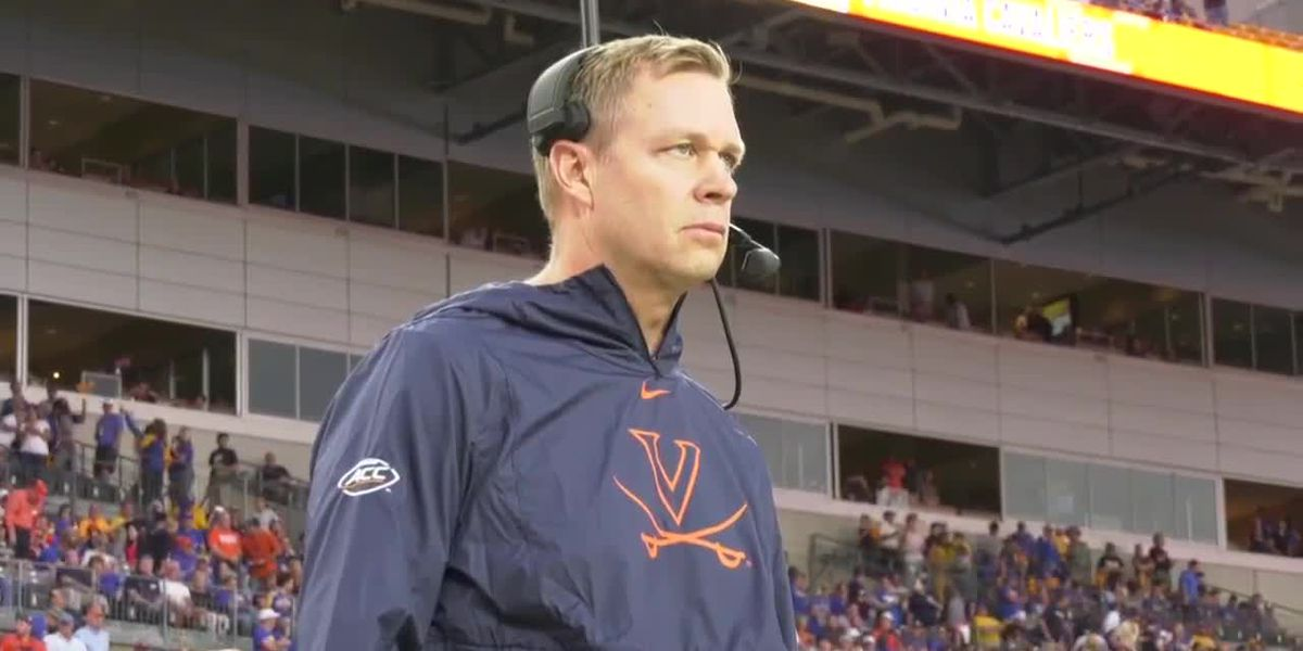 UVA football season opener postponed due to 'COVID-19 Issues' at Virginia Tech