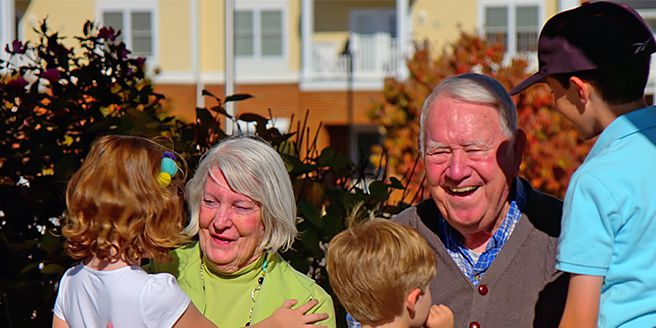 Lodge at Old Trail - The Seasons Memory Care