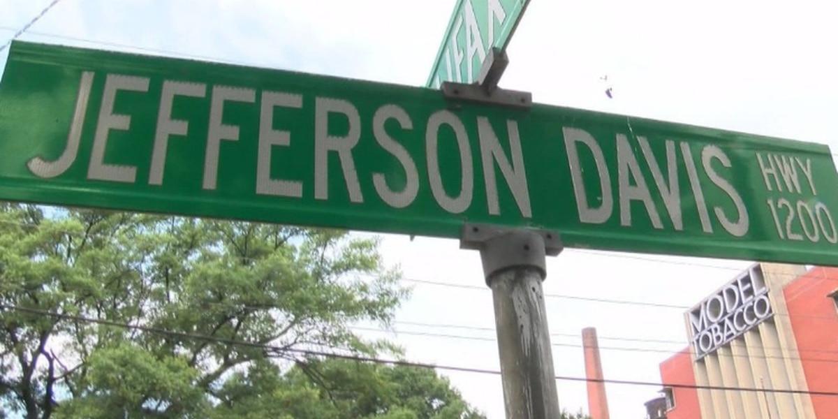 Richmond City Council votes to rename part of Jefferson Davis Highway