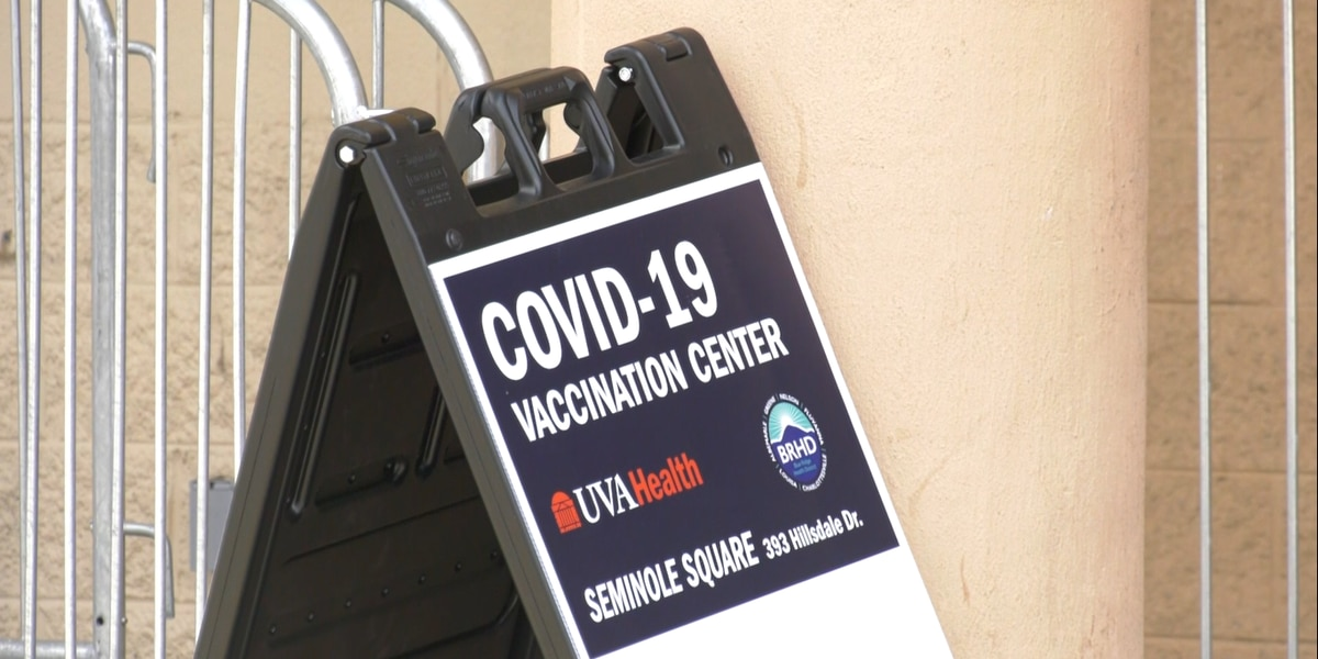 UVA Health approaching 100k COVID-19 vaccine doses administered