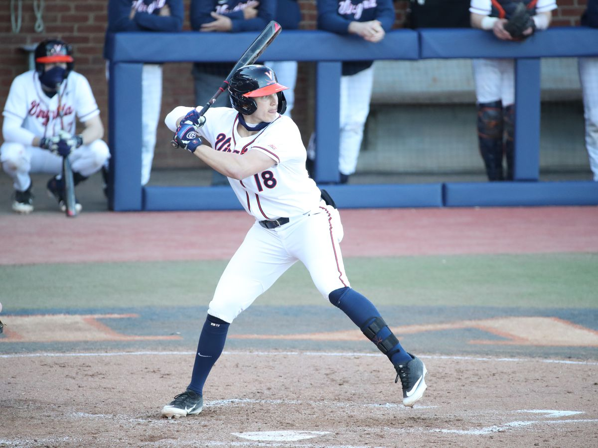 No. 2 UVA baseball crushes VMI 14-5