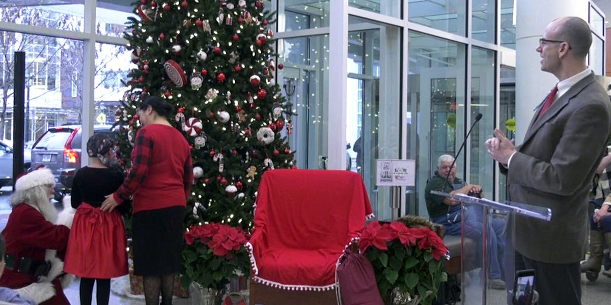 UVA Hospital Auxiliary holds annual Lights of Love ceremony