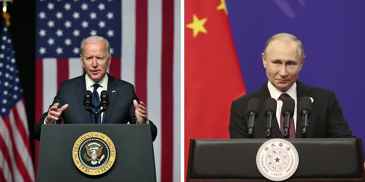 Biden, Putin prepare for summit amid 'low point' in US-Russia relations