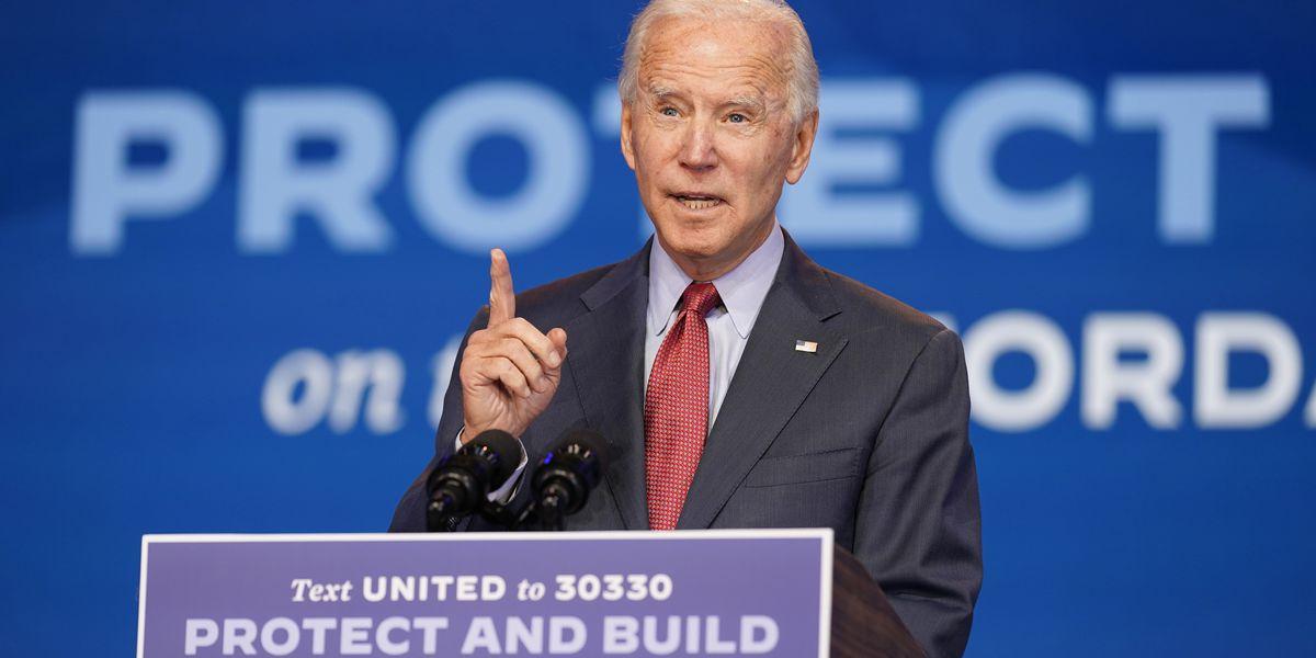 Pandemic politics: Biden shuns 'false promises' of fast fix
