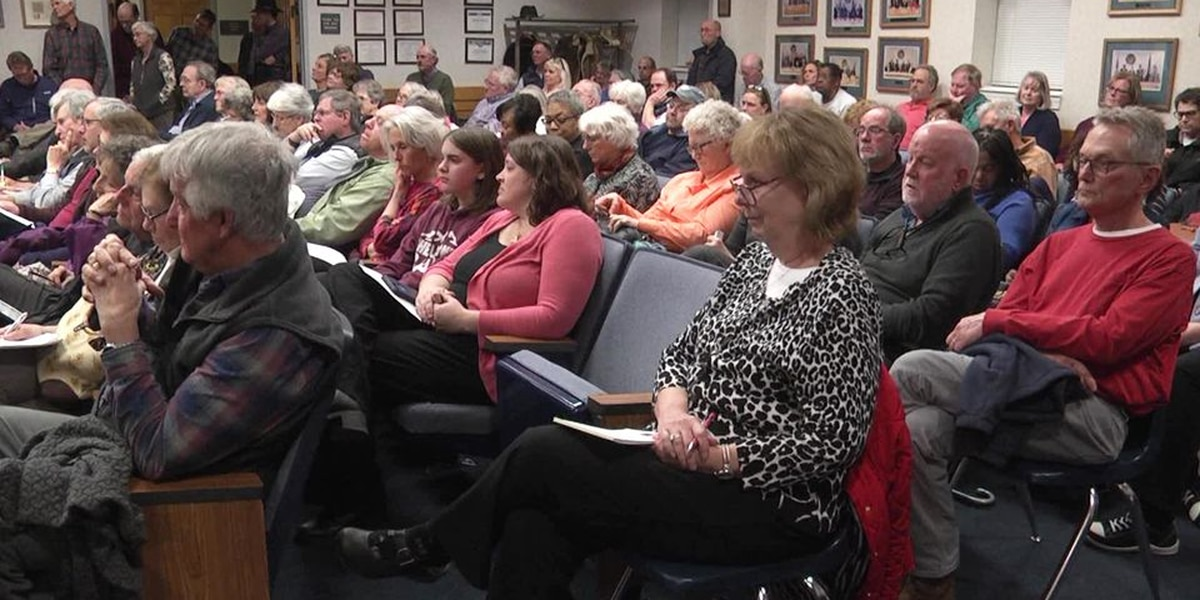 Staunton Democratic Committee hosts City Council candidate forum