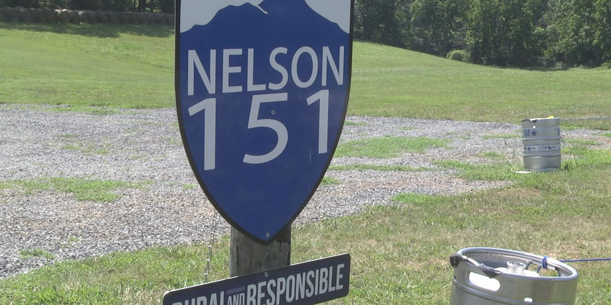 Nelson County recieves $10,000 tourism grant