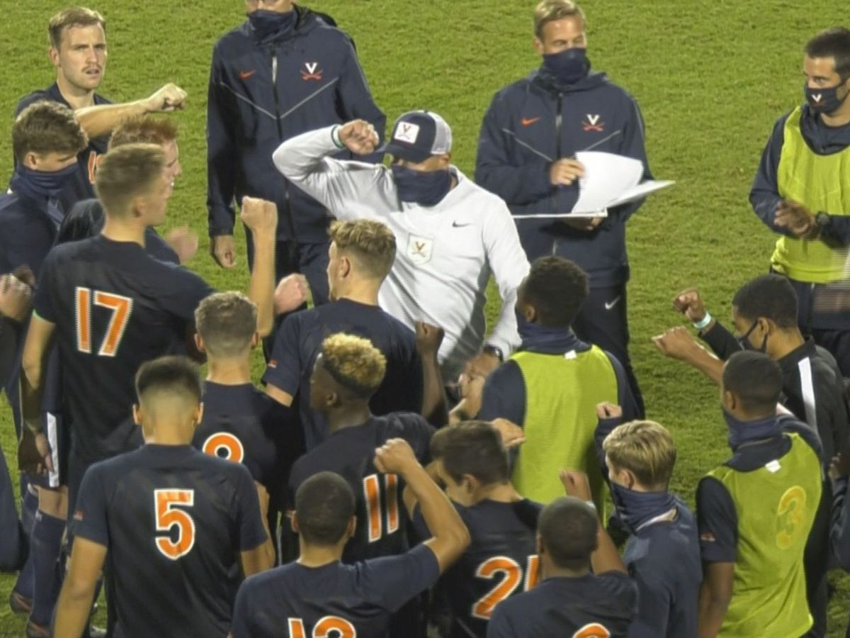 UVA men's soccer not selected for NCAA Tournament, ending 39-year streak