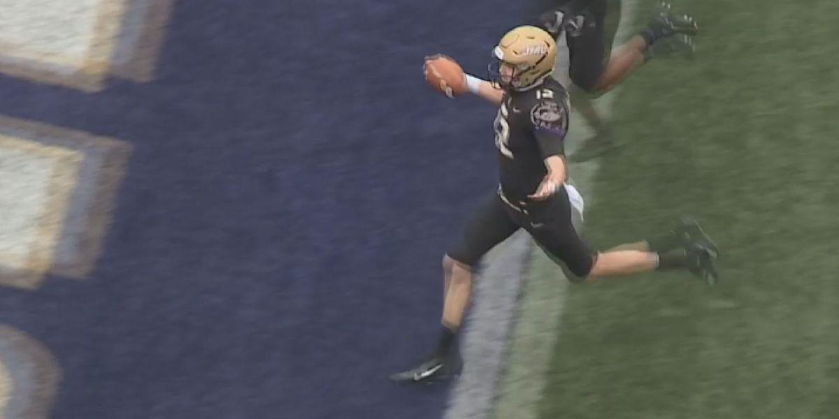 JMU football tops North Dakota 34-21 in FCS quarterfinals