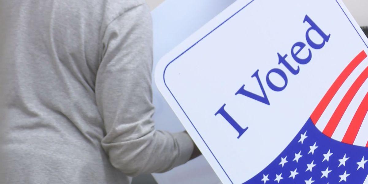 Voting underway in Virginia's Democratic primary