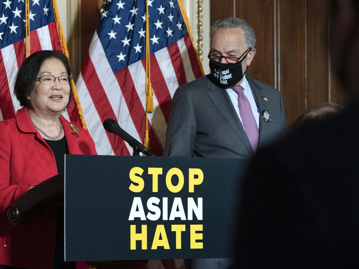 Senate poised to start debate on Asian-American hate crime bill