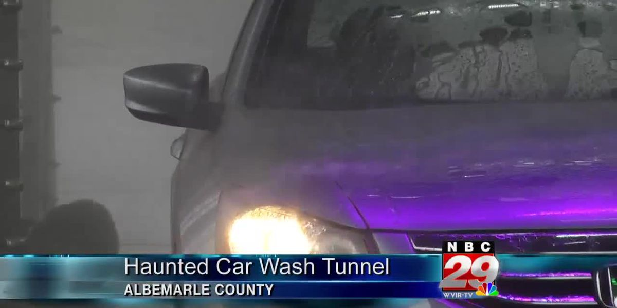 Albemarle Co. business offering Halloween-themed car wash