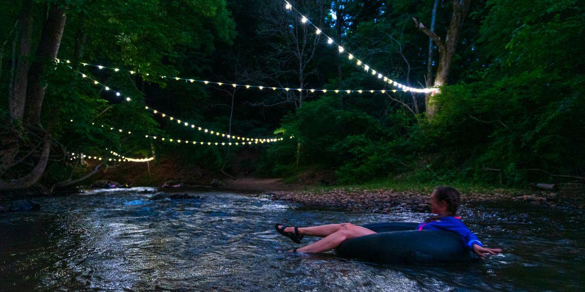 Franklin County hosts River of Lights