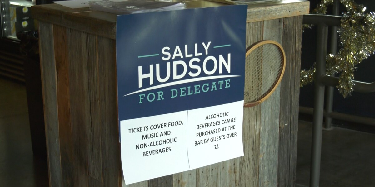 Sally Hudson hosts General Assembly send off