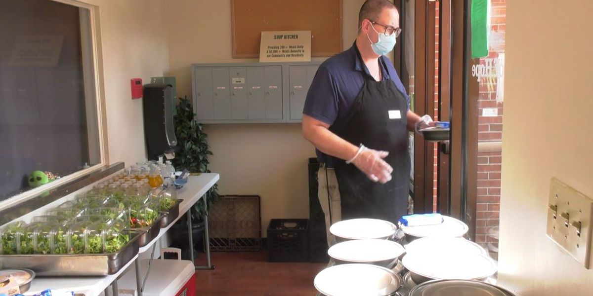 Salvation Army in Charlottesville serves up nightly meals for those in need