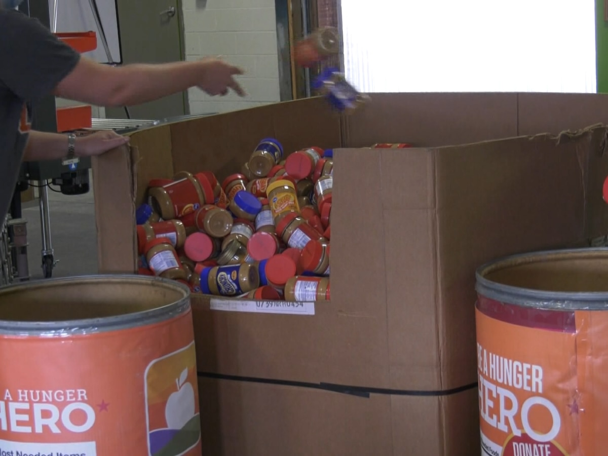 Hunger Action Month takes on a larger meaning this September for the BRAFB