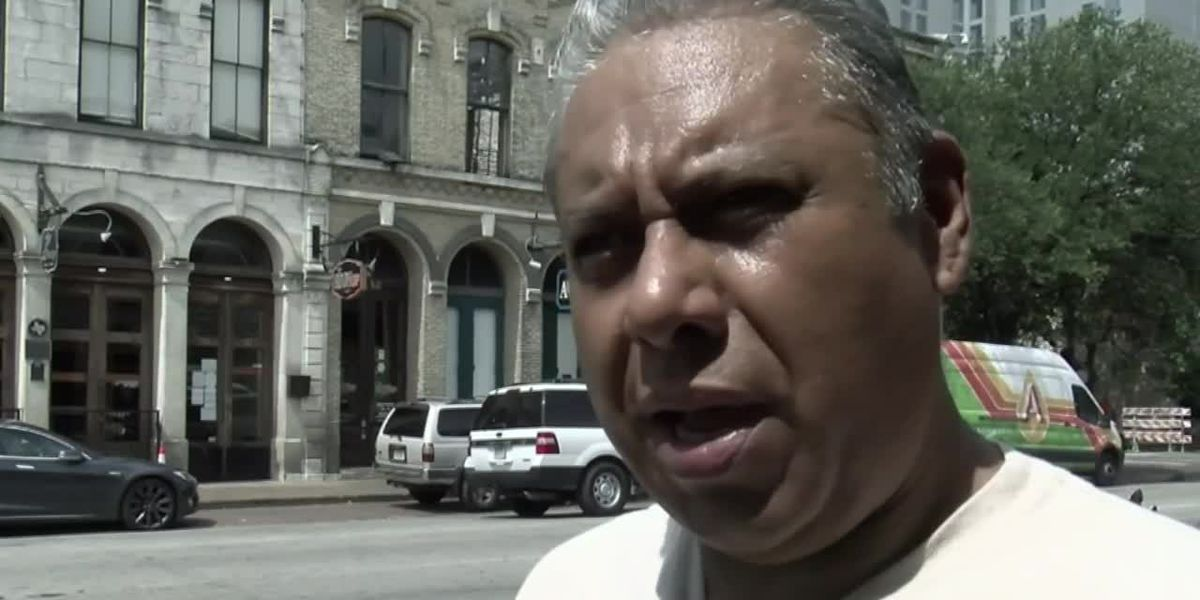 'Another reason to leave': Texas man shocked by mass shooting outside his apartment