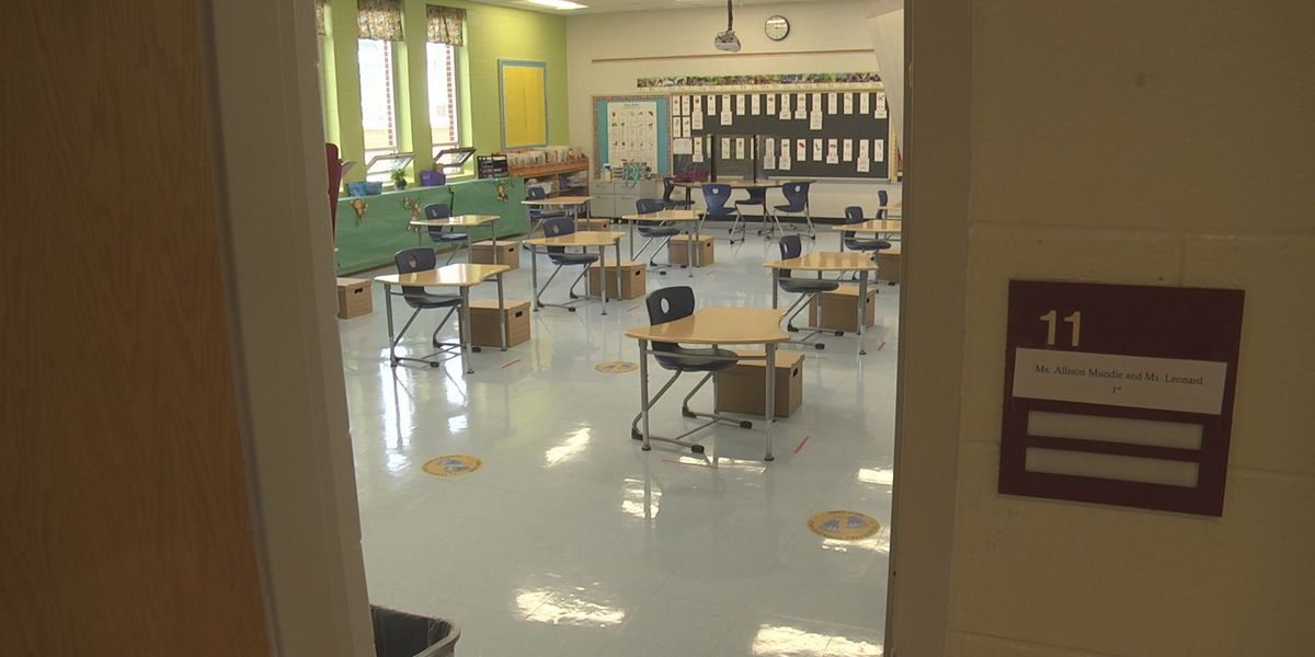 ACPS teachers prepare for more students to return to the classroom
