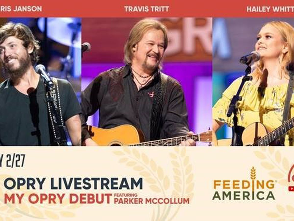 NBC29 to air Opry broadcast to raise money for people suffering from storms, pandemic