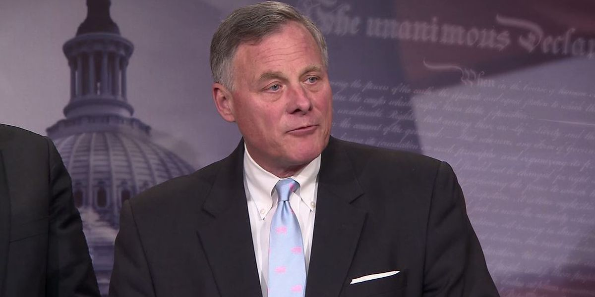 Burr steps aside as Senate intelligence chair amid FBI probe