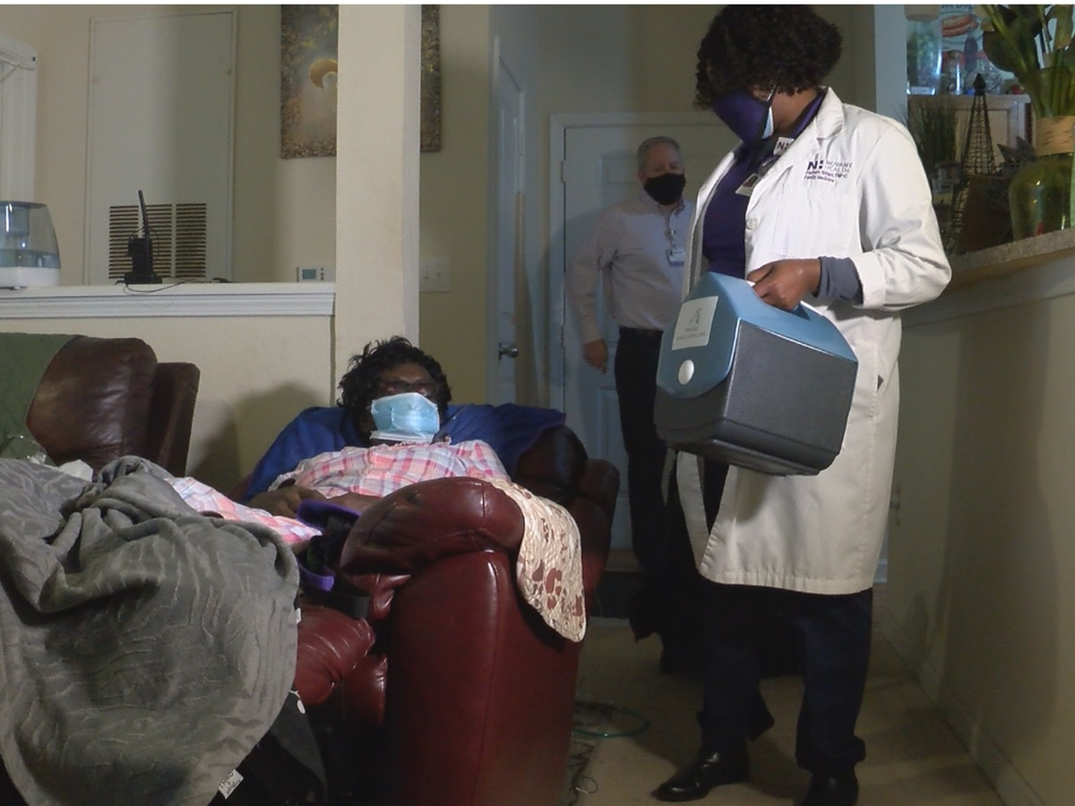 BRHD, UVA Health, and Charlottesville Fire team up to roll out in-home vaccinations